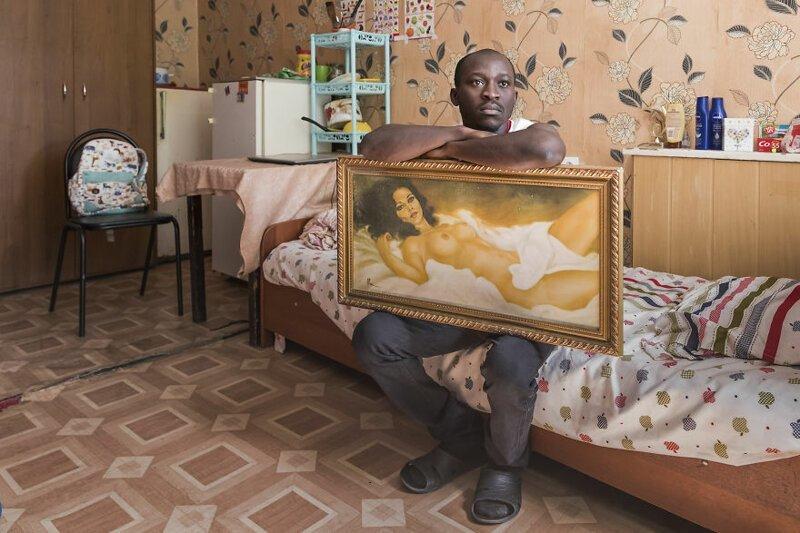 Африка в Тамбове: чернокожие студенты честно рассказали о том, как им живется в российской глубинке фото
