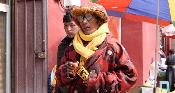 Академия Ярчен Гар: затерянный город-монастырь в Тибете