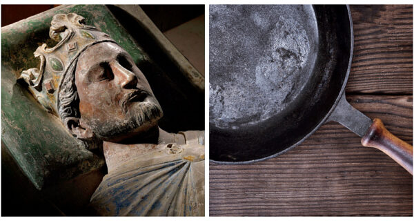Тайна смерти короля Ричарда Львиное Сердце, который погиб из-за сковороды, до сих пор до конца не раскрыта