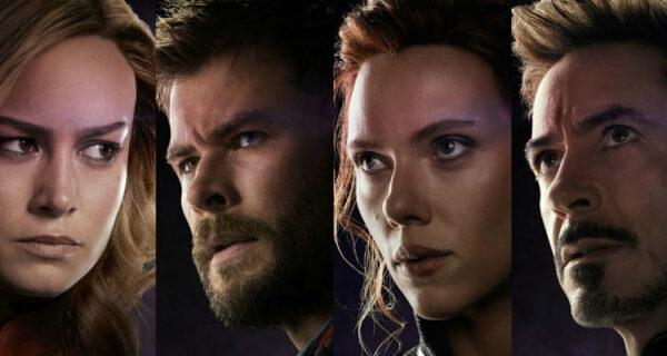Marvel опубликовала постеры к фильму «Мстители: Финал», показав, кто из супергероев невыжил
