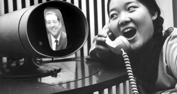 Предок Skype и FaceTime: первый телефон-видеофон, по которому можно было увидеть другдруга