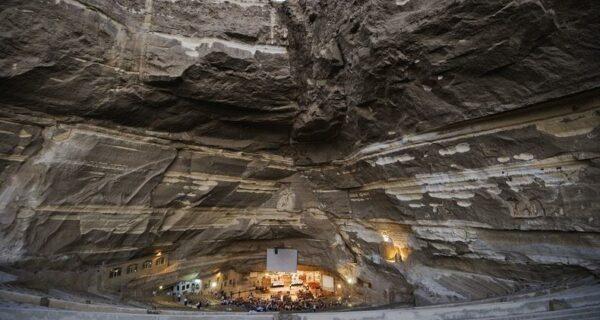 Пещерный храм вКаире