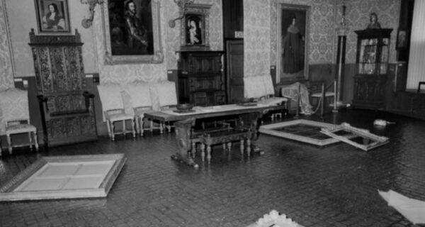 Музей Гарднер вернул похищенные 28 лет назад картины Рембрандта. Но естьнюанс