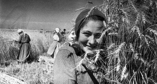 Советская эпоха в фотографиях Маркова-Гринберга