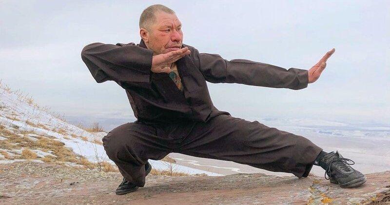 Король антигламура Олег Монгол - звезда инстаграма нового формата фото