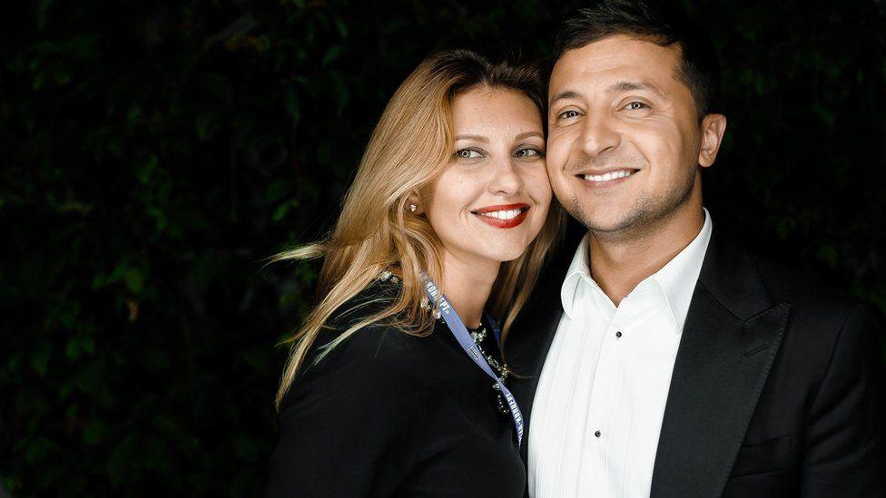 Елена Зеленская сначала подумала, что ее муж сошел с ума