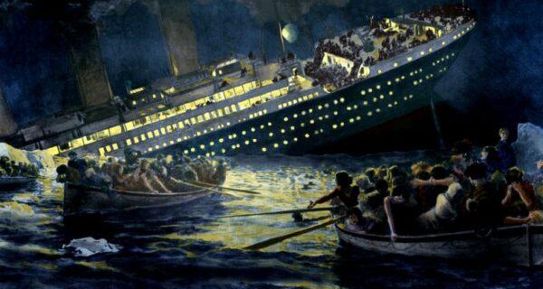 Непотопляемая Вайолетт Джессоп, пережившая три крупнейших кораблекрушения XXвека