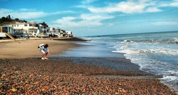 10 необычных находок, сделанных на пляжах в разных концах мира
