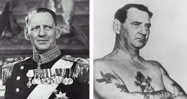 «Татуированный король» Фредерик IX, изменивший историю Дании