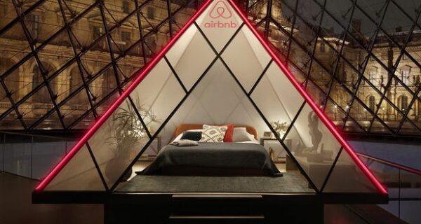 Ночь в музее: Airbnb делает невероятное предложение остановиться вЛувре