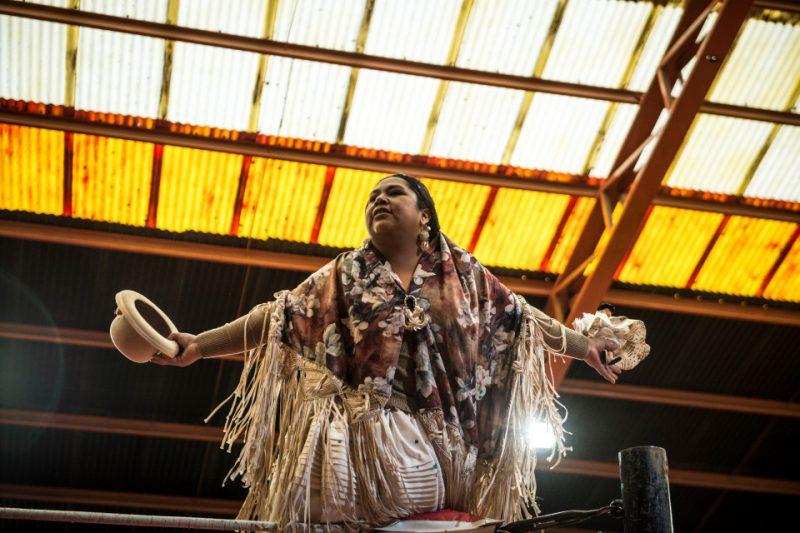 Как проходят традиционные женские бои в Боливии. Фото
