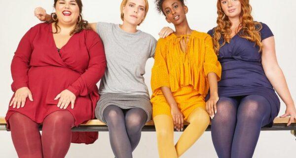 Золотые колготки: предпринимательницу-толстушку на создание миллионного бизнеса подтолкнул лишний вес