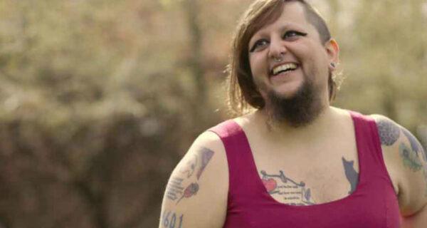 История любви бородатой женщины и сатаниста, которые поженились благодаря соцсетям