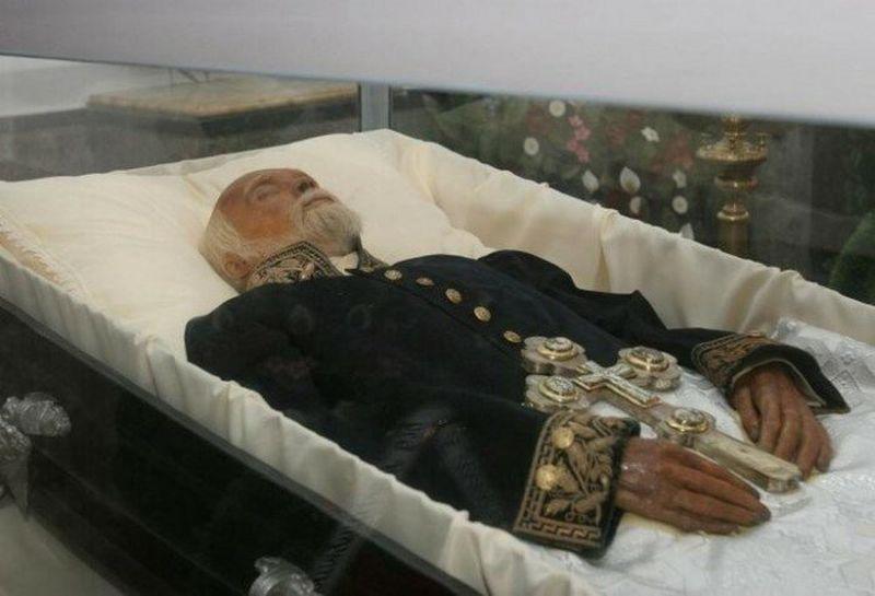 Ученые зашли в тупик, исследуя мумию Пирогова фото