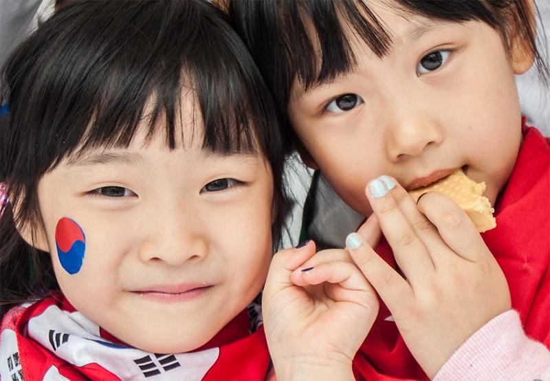 Южная корея жизнь простых людей