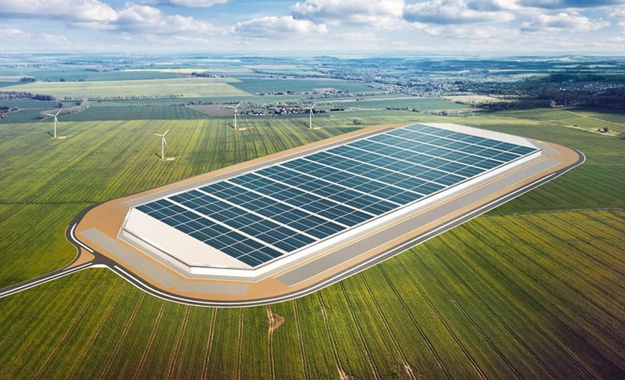 """""""Invasion of Europe"""": how does the first Tesla factory in Holland"""