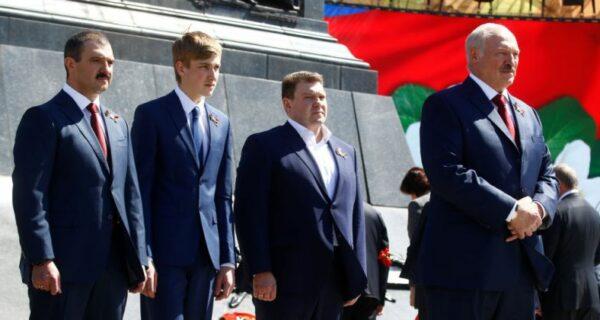 Бульба, Колька, два ствола: как растет «незолотая» молодежь семьи Лукашенко