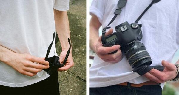 Украинский стартап позаботился о любителях вытирать очки краем футболки