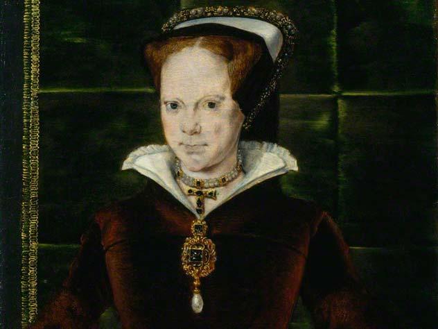 13398531416022657 - История «Кровавой Мэри» — первой королевы Англии Марии Тюдор