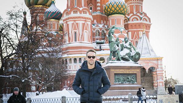Голливудские звезды, которые обожают Россию