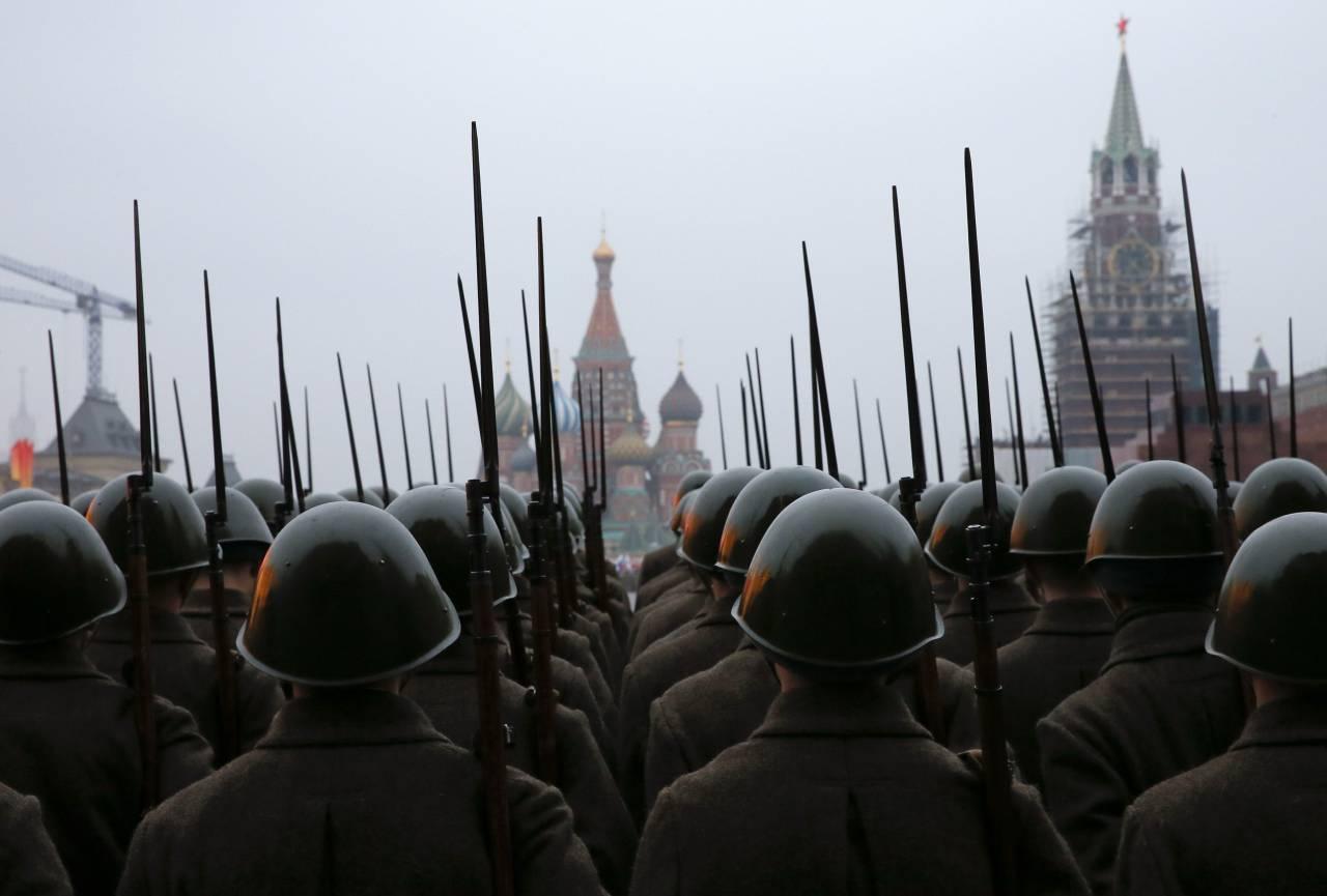 «Непобедимые»: Россия и еще 4 страны, которые невозможно завоевать фото