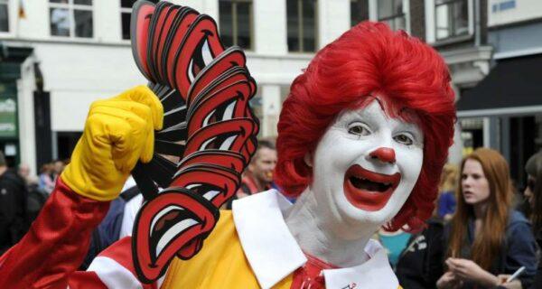 Клоуны из Ада: как Burger King потроллил McDonald's в своей креативной рекламе