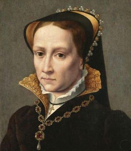 1706213 - История «Кровавой Мэри» — первой королевы Англии Марии Тюдор