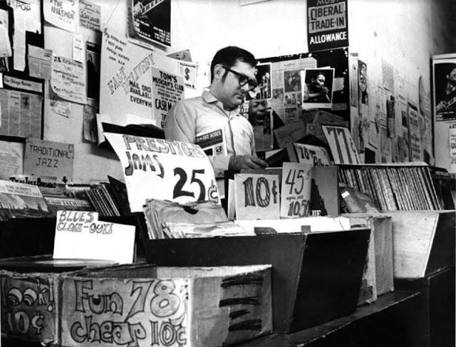 Чужая ностальгия: изобилие американских магазинов 60-х годов