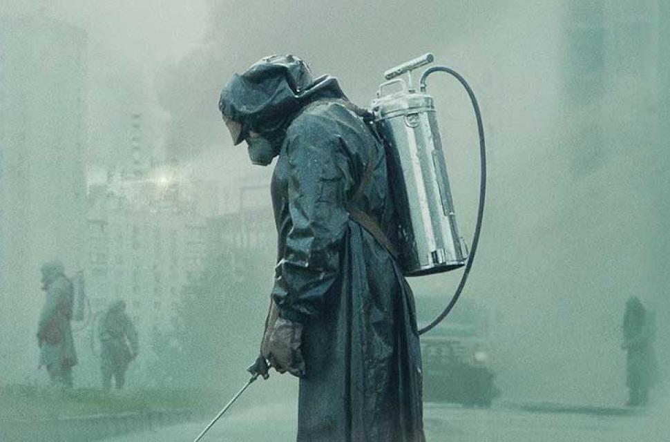 Без ляпов не обошлось: в сериале «Чернобыль» обнаружили исторические несоответствия фото