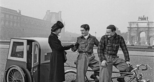 Сердце Франции: 30 потрясающих фотографий Парижа 1930–1940‑х годов