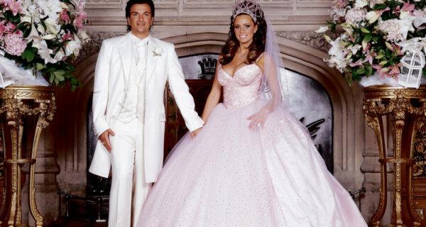 Модный провал: самые уродливые свадебные наряды знаменитостей