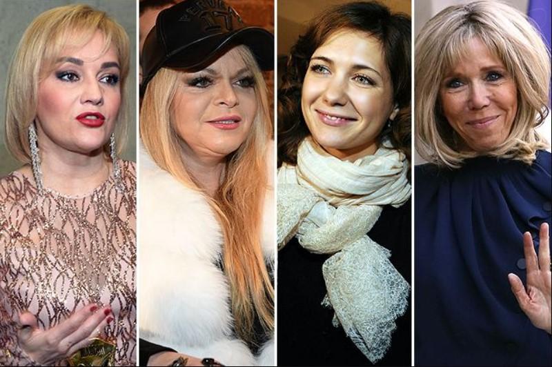 «Любви все возрасты покорны»: известные женщины, бросившие мужей ради молодых любовников фото
