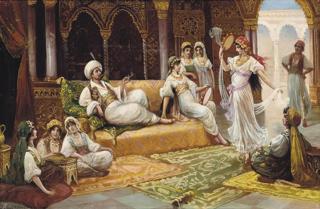 картинки султан и его жены начала нам