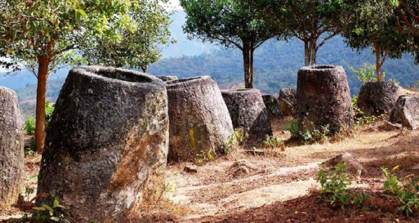 В труднодоступных горных лесах Лаоса обнаружены «кувшины мертвецов»