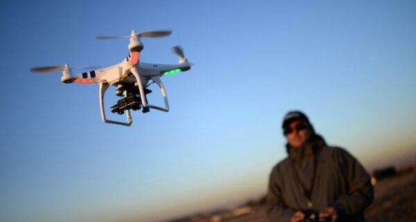 Российские силовики получат дрон, вооруженный электрошокером и лазерами