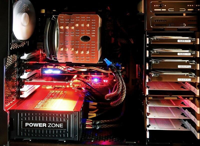Арендованный сервер