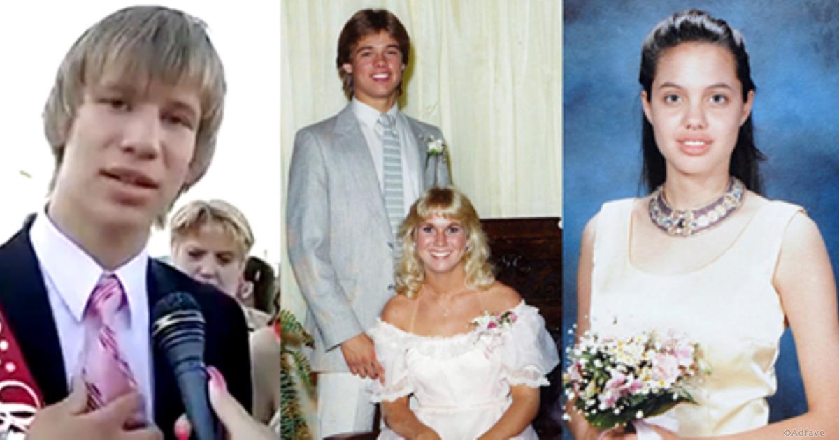 30 угарных фото с выпускных знаменитостей, которые вам стоит увидеть фото