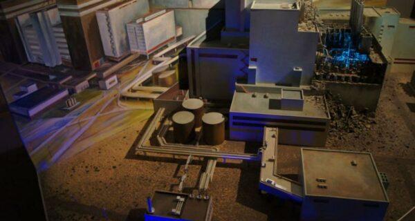 Чернобыльская авария в музейных экспонатах