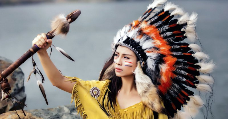 Пять гендеров и две души: решение полового вопроса у индейцев фото