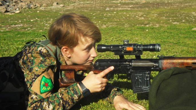 4EC2014C 37CF 46C6 8C2F 12F3A537835F 6835 000001506D996BA4 - Женщина, которая ушла воевать: отец узнал, как погибла его дочь, сражавшаяся в Сирии против ИГИЛа