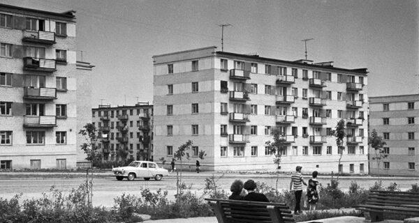 Загадочные архитектурные изыски советских хрущевок