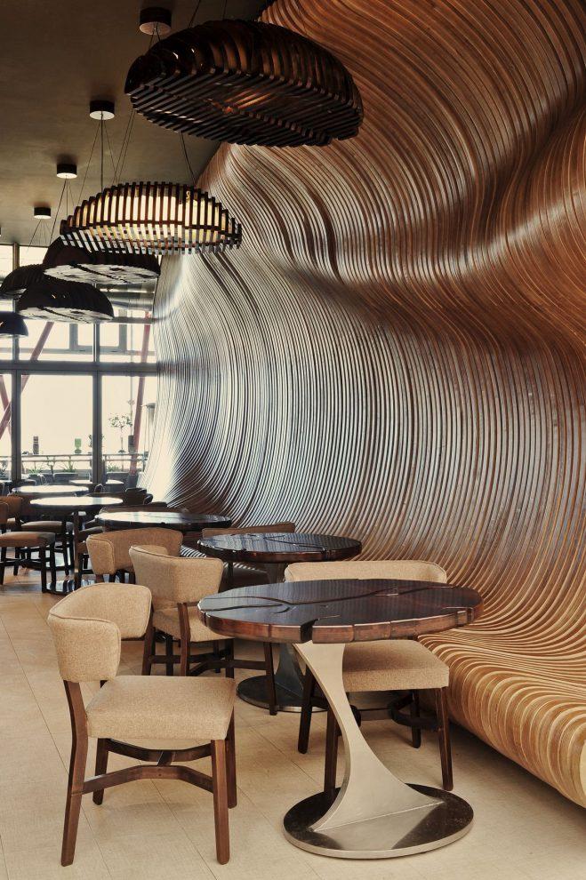 фишки интерьера кофейни