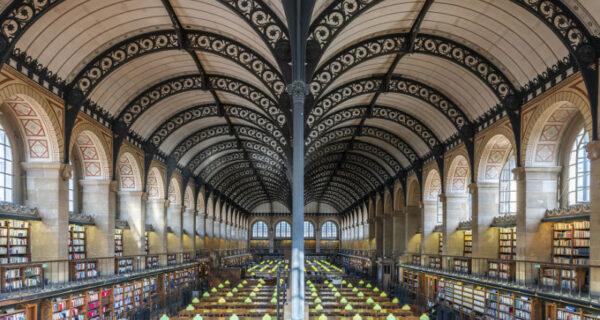 19 невероятно красивых библиотек, в которые влюбятся даже те, кто равнодушен к чтению