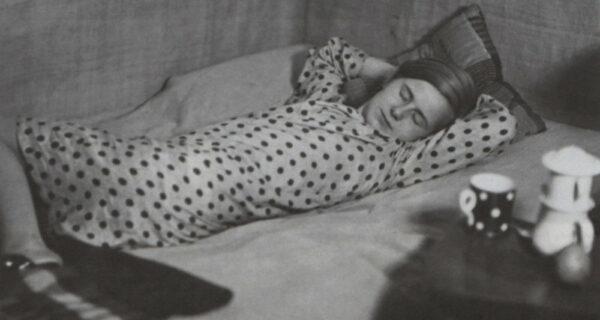 Марианна Бреслауэр и ее авангардные фотографии потрясающей раскрепощенности