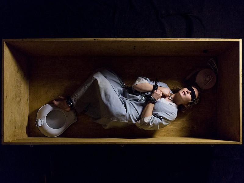 Семь лет ада: супруги-садисты похитили девушку, насиловали и прятали в ящике под кроватью фото