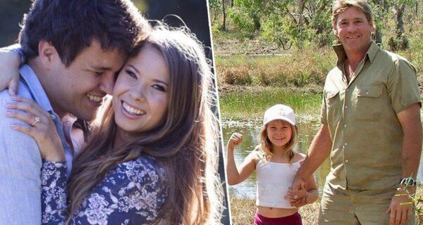 Папина дочка: дочь легендарного Стива Ирвина почтит память отца на своей свадьбе