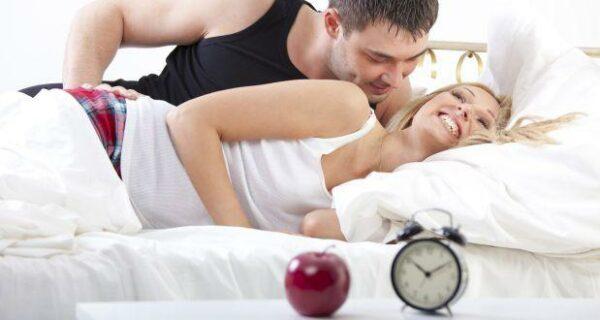 Оргазм за считаные минуты: три пары занимались любовью навремя