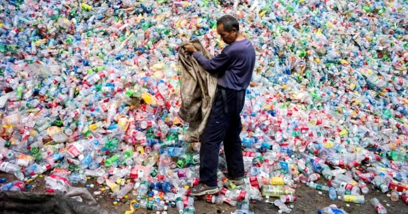 С барского стола, или Как США экспортирует свой мусор в страны третьего мира фото
