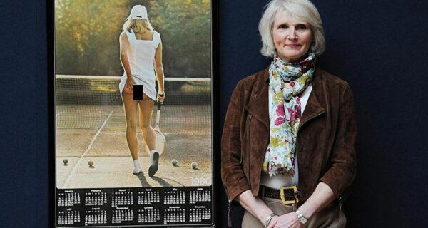 Попа, ставшая легендой: история создания знаменитой фотографии «Теннисистка»