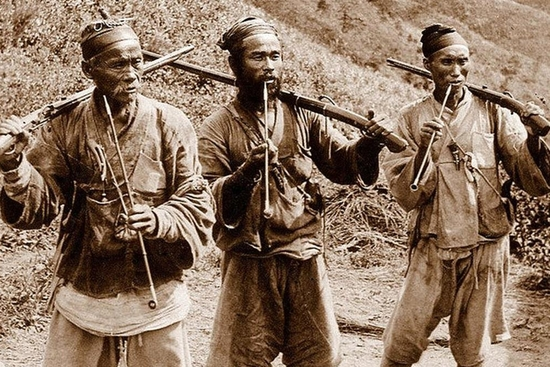 Хунхузы: китайская мафия, захватившая Дальний Восток Российской империи фото
